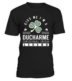 DUCHARME Original Irish Legend