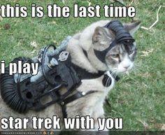 LOL'catus of Borg!