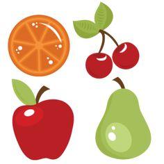 Fruit Set SVG files for scrapbooking fruit svg cut files free svgs free svg cuts svg files free svgs 7-5-13