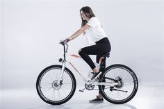 Airwheel R8 Lightweight Mountain Electric Bike – A Fire New Way For Office Workers to Work Out