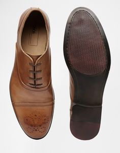 €26.47 - bought - Image 3 of ASOS Brogue Shoes in Leather