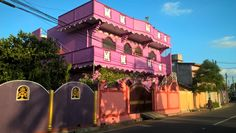 The Vivid Street in Trincomalee