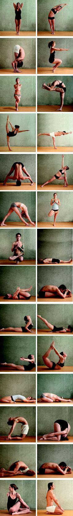 nice 26 Bikram Yoga Poses  #yoga #fitness  |  bikramyogavancouv......                                                                                                                                                                                 More
