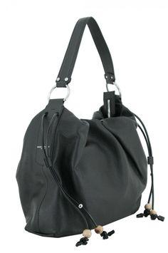 Leder Hobo Bag Gianni Chiarini Peonia Nero Black Hobo Bag, Gym Bag, Bags, Soft Leather, Leather Cord, Black Leather, Leather Bag, Handbags, Bag