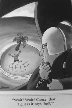 A brief analysis of ten of the best Far Side cartoons!
