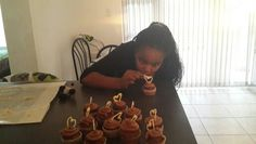 Cupcakes for church