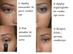 How to make your under eye look younger :) Get your Skinny on Today!!! Order yours here---> www.SkinnyWithShirley.SkinnyFiberPlus.com/?SOURCE=Pinterest   Looking for Weight loss support? Great Recipes and Much More? Join us on Facebook --->www.facebook.com/groups/LookinFitNFeelinFabulous/
