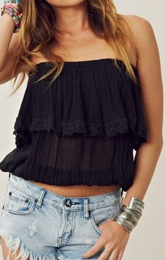 Jen's Pirate Booty Cha Cha Tube Top | Revolve Clothing