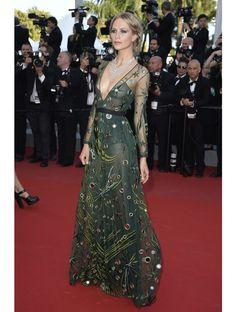 Poppy Delevigne Tapis Rouge Festival de Cannes 2015 88