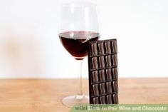 How to Pair Wine and Chocolate: 8 Steps (with Pictures)