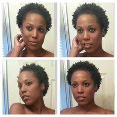 Big chop from hair expression in Carrollwood Florida