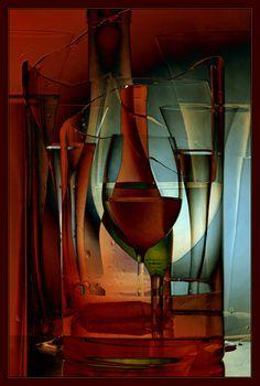 Анна Гюнтнер  »  настольный лабиринт для разглядывания...#4