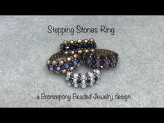 Stepping Stones Ring - YouTube