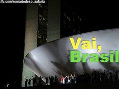 """Congresso Nacional - Brasília DF - """"Muda Brasil"""" Manifestação de 17-06-2013"""