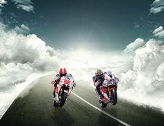 Mi piace pensare sia così adesso... Ciao Nicky Hayden. MotoGP, Marco Simoncelli. Simone (@SimoTarantino) | Twitter