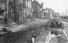 απ την πυρκαγιά 1917 Λεωφόρος Νίκης Θεσσαλονίκη..