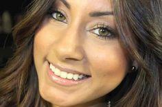 Maquillaje Adriana Lima