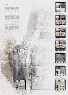architecture layout _ Presidents Medals: The Writing Tower of Little Sparta Plans Architecture, Architecture Panel, Architecture Visualization, Architecture Graphics, Architecture Drawings, Architecture Design, Architecture Diagrams, Architecture Student, Amazing Architecture