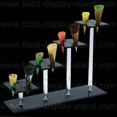 Restaurant & Food Service ICE CREAM VAN DISPLAY STAND TOPPINGS JUICE TEDDY BEAR PERSPEX® ANY COLOR