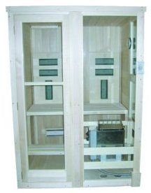 Sauna Detox using Far-Infrared Therapy, by Bob Morgan Sauna Health Benefits, Radiant Heaters, Sauna Design, Sauna Room, Infrared Sauna, Deep Relaxation, How To Increase Energy, Bathroom Medicine Cabinet, Saunas
