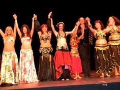 Bellydance Festival Palacio de la Paz October 27th. 2012 - Azabache Company Festival de Danza Oriental de la Comañía Azabache, Palacio de la Paz 27 Oct.2012