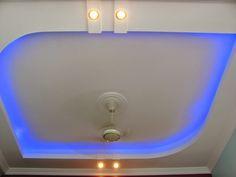 20 Modern false ceiling designs made of gypsum board