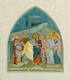 Betrayal of Judas by Masha Burganova-Yaltanskaya