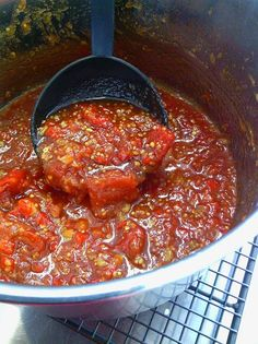 tomato chilli chutney