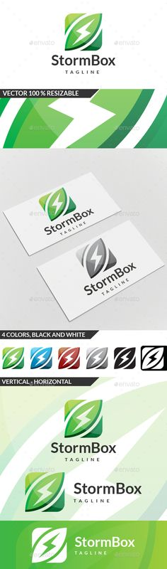 Green, Blue, Red, Grey, Black and white logos inside. 100  vector. AI (CS, CC) EPS (10, CS, CS5, CC) Font Lato ¨C http://www.f