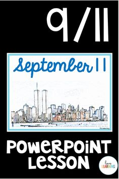 This September PowerPoint Lesson and Guided Notes is the perfect way to teach your students about this tragic time in history. The lesson includes a variety of pictures and video links that are appropriate for upper elementary students. Social Studies Notebook, Social Studies Classroom, Social Studies Resources, Teaching Social Studies, Teaching History, History Education, Learning Resources, First Grade Lessons, School Lessons