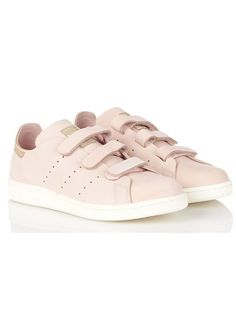 adidas stan smith velcro grise