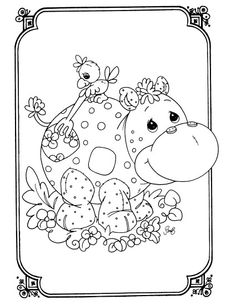 Fun Coloring Pages: Christmas – free precious moments coloring ...