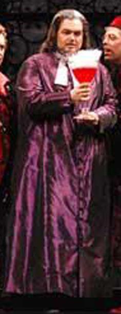 Riccardo Zanellato, costumi di Poppi Ronchetti, regia di Beppe de Tomasi, Teatro Regio, Parma, 2005.