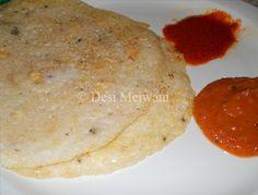 Poha Dosa | Aval Dosa| Flattened Rice Dosa