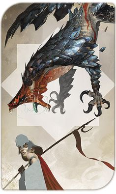 dragon age tarot card