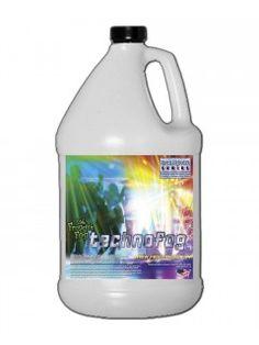 Techno Fog - DJ and Club Mix - Medium Density Fog Machine Fluid - Fog Juice - www.froggysfog.com