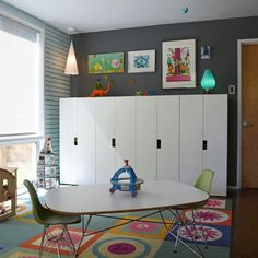 Modern Kids Rooms Design Ideas, Pictures, Remodel, and Decor - page 22