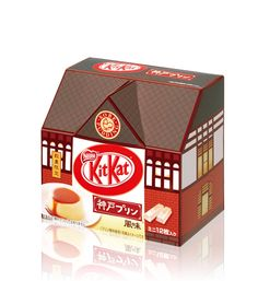 Kobe Pudding Kit Kat | Japan