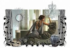 The Great Gatsby Lovely by lilybug | Olioboard