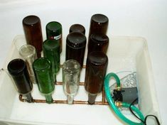 Bottle washer and sanitizer project - Home Brew Forums
