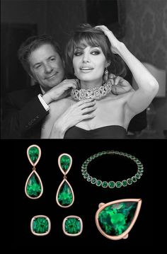 Angelina Jolie Jewelry Collaboration with Robert Procop