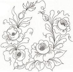 Письмо «Мы нашли новые пины для вашей доски «рисунки для росписи и вышивки».» — Pinterest — Яндекс.Почта