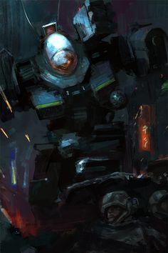 Battlemaster by Tabnir.deviantart.com on @DeviantArt