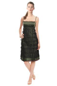 Layered Lace Eve Dress