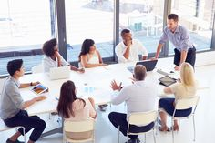 Meetings are likely a part of every workweek, so you'd better make sure you're not doing anything that can be seen as unprofessional while you're in attendance.