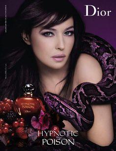 Monica Bellucci / Dior hypnotic poison