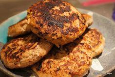 A Hapa Couple's Dukan Recipes: Dukan Spicy Miso Turkey Burgers