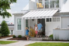 Canvas Awnings Residential Awnings Commercial Awnings