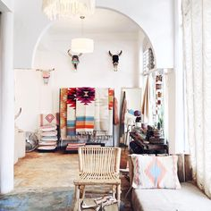 Kicking off Mex Chic week with a new boutique in Sayulita Mexico by artist Brittany Borjeson.