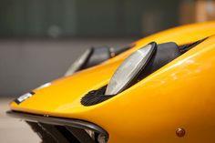 The Lamborghini Huracan was debuted at the 2014 Geneva Motor Show and went into production in the same year. The car Lamborghini's replacement to the Gallardo. Maserati, Ferrari, Lamborghini Miura, Best Muscle Cars, Best Classic Cars, Kit Cars, Car Detailing, Koenigsegg, Amazing Cars
